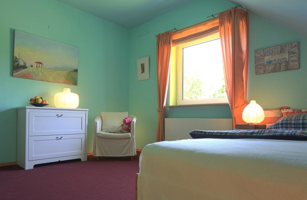Haus 259, Blaues Zimmer