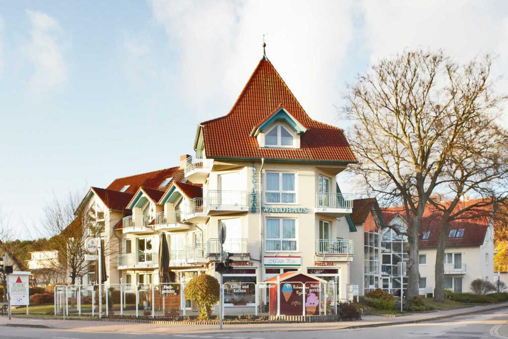 Residenz Waldhaus (Ostseezauber), 3-Zi.-Whg. (32)