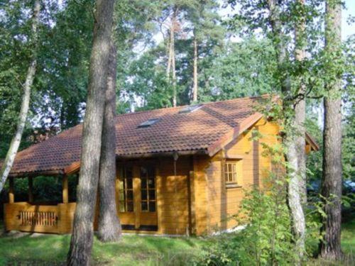 Haus Inari auf gro�em Waldgrundst�ck