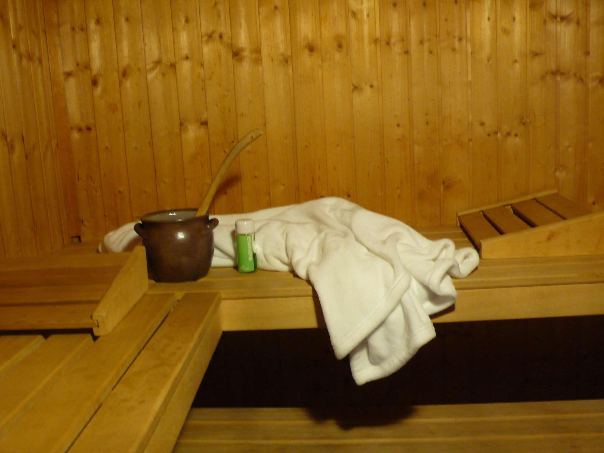 gem�tlich �berdachte Terrasse von Inari
