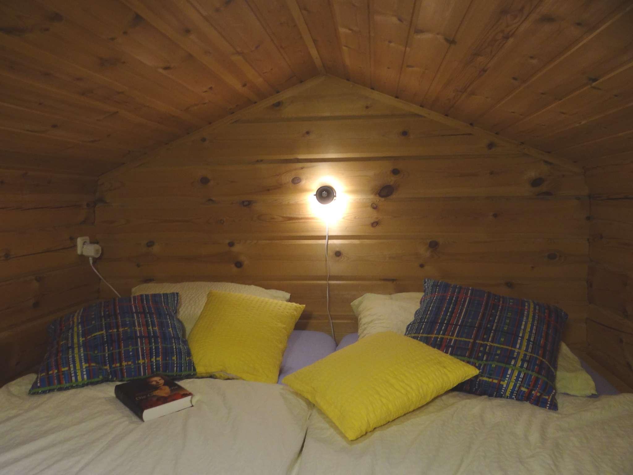 gem�tlicher Schlafboden mit 2 Betten