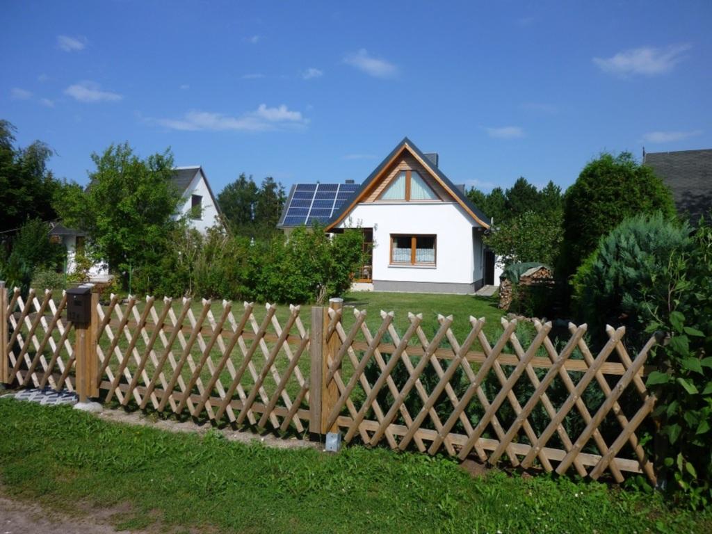 Ferienhaus am Saaler Bodden, Ferienhaus