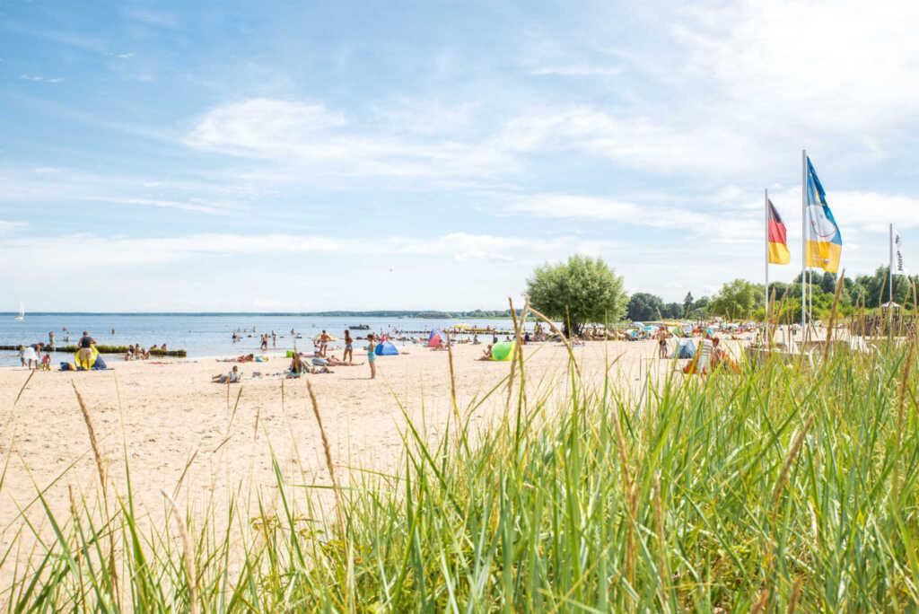 Ferienwohnungen Lagunenstadt Ueckermünde VORP 2521