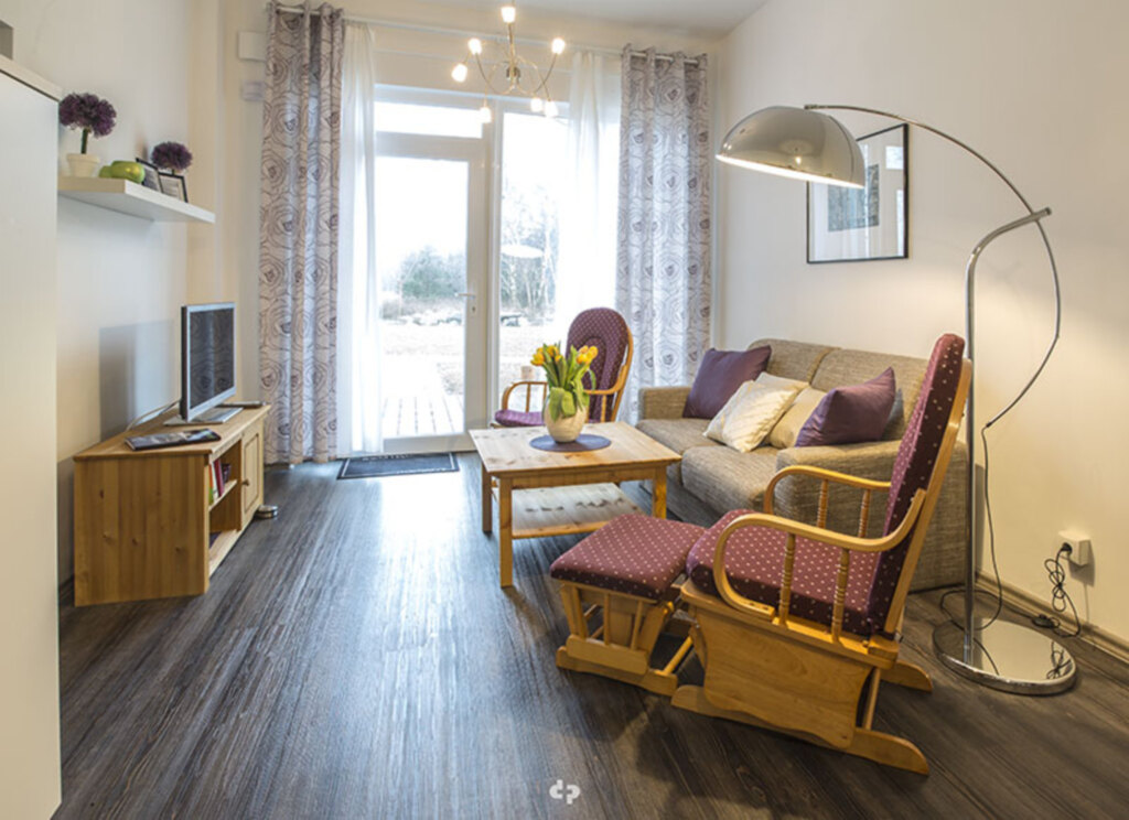 Appartement 'Strandflieder' Nr. 05, 'Strandflieder