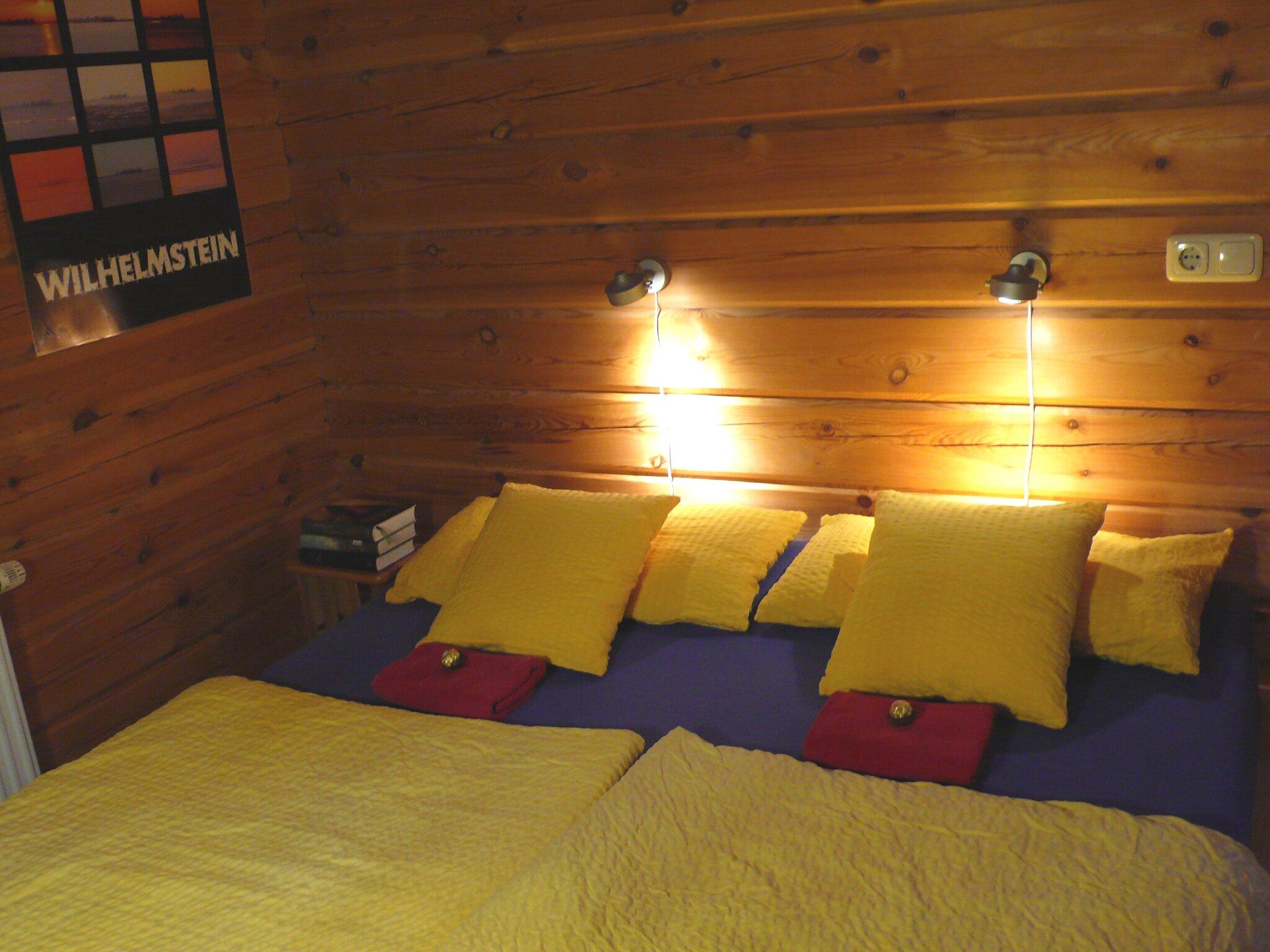 Terrasse bietet Platz für 4 Personen