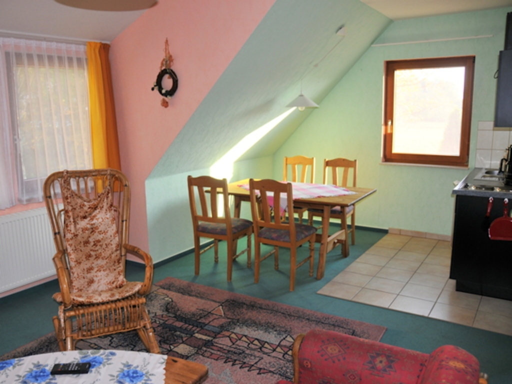 Apartmenthäuser 'Zum Zeesenboot', Apartment 9