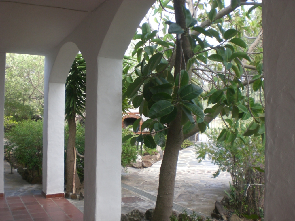 Ferienwohnung mit Panoramablick über den golfo di