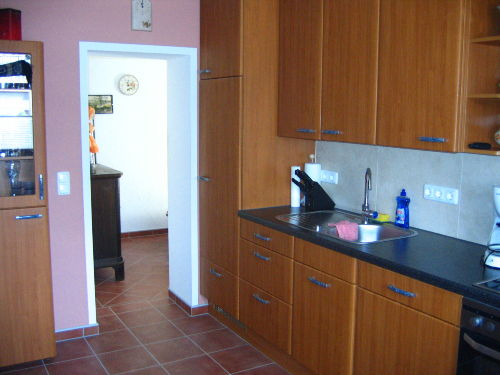 Küche EG mit Zugang Esszimmer