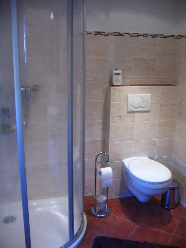 Bad EG mit WC mit Dusche