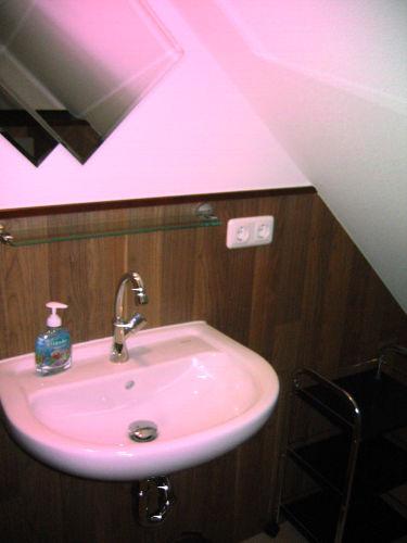 WC Dachgeschoß