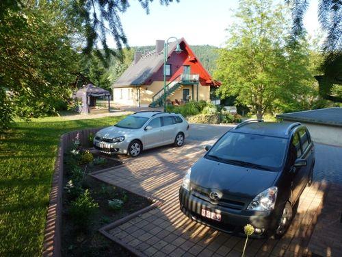 Ferienwohnungen Weissflog in Poehla