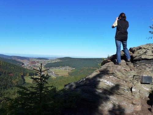 Wanderparadies Erzgebirge