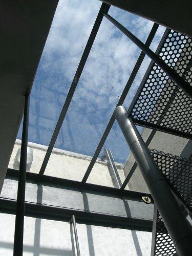 Himmel - Treppe
