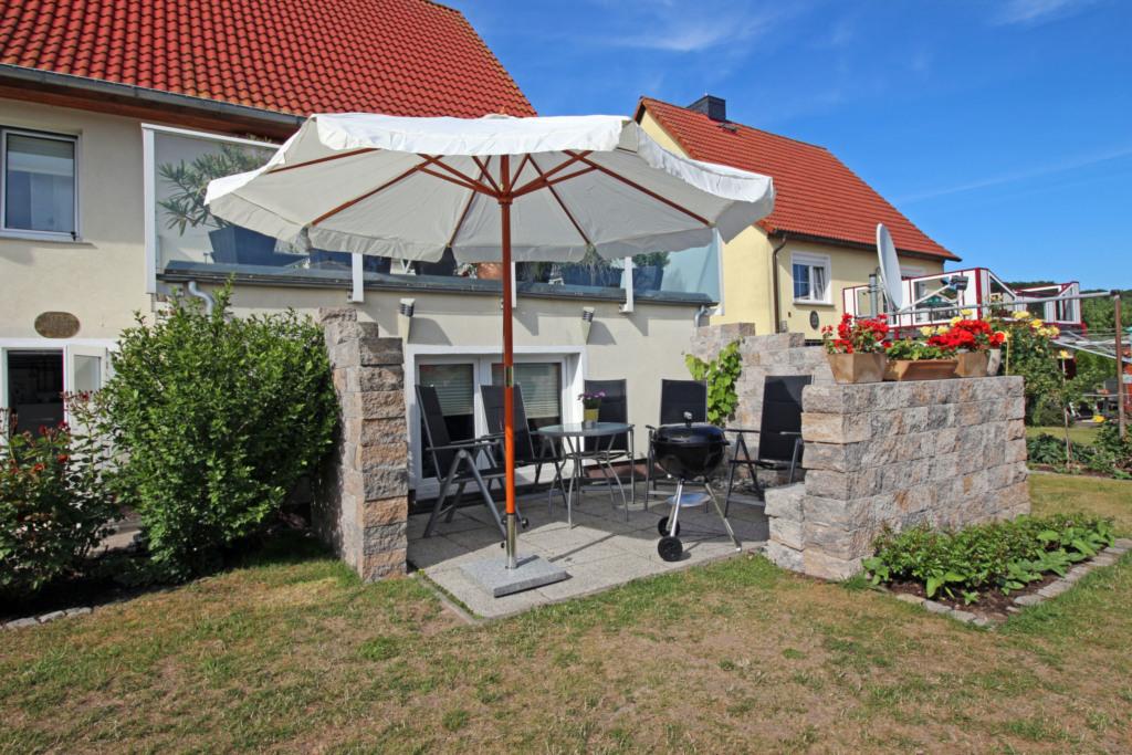 Ferienhaus Fiete & Ferienwohnung Ida, Ferienwohnun