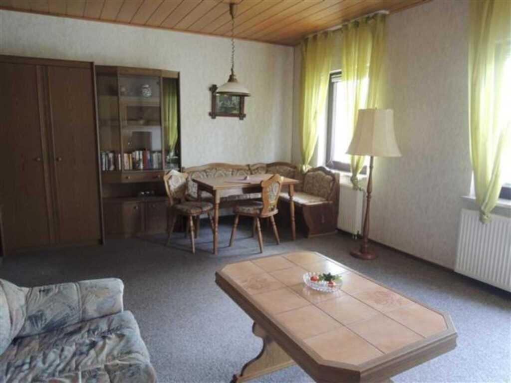Haus an der Uffe, Appartement mit abgeteiltem Schl