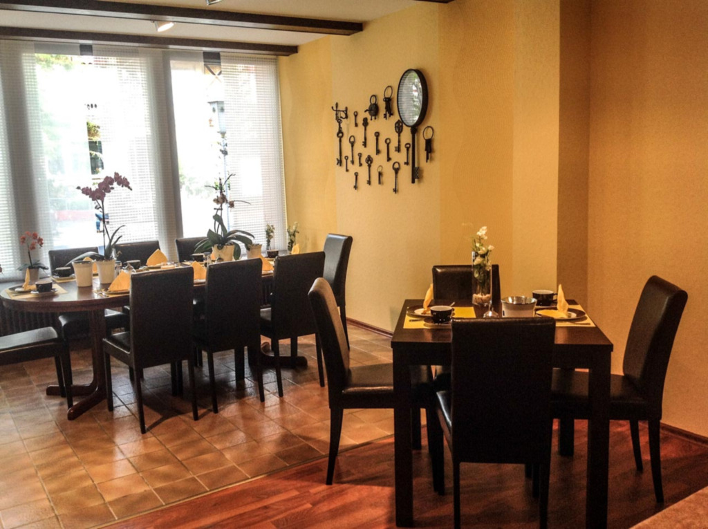 Haus an der Uffe, Appartement (A1)
