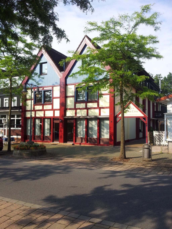 Haus an der Uffe, Appartement mit Balkon (A6)