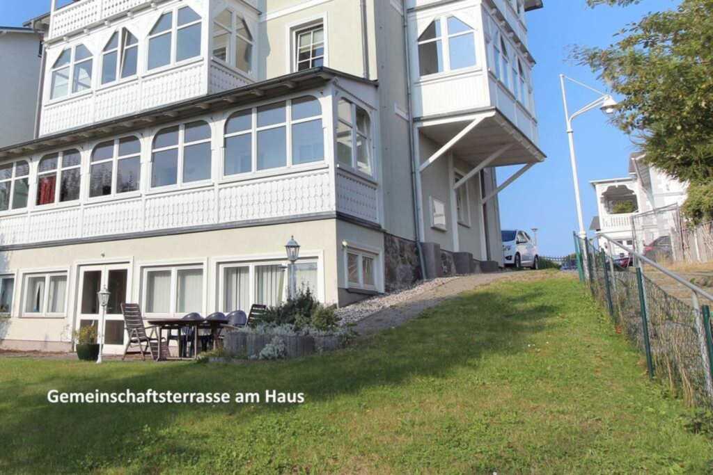 Villa Katharina - Bäderstil-Villa mit Meerblick, A