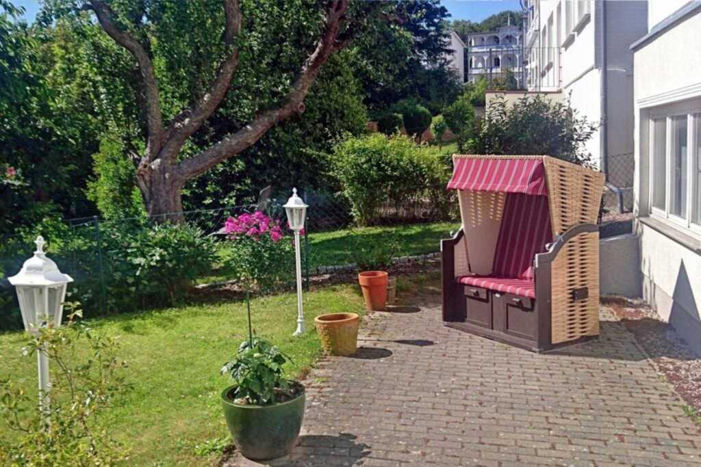 Villa Katharina - B�derstil-Villa mit Meerblick, A