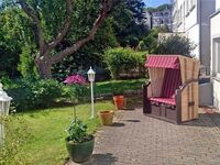 Villa Katharina - Bäderstil-Villa mit Meerblick, Appartement Nr.3 'Ummanz' mit Balkon und Seeblick in Sassnitz auf Rügen - kleines Detailbild