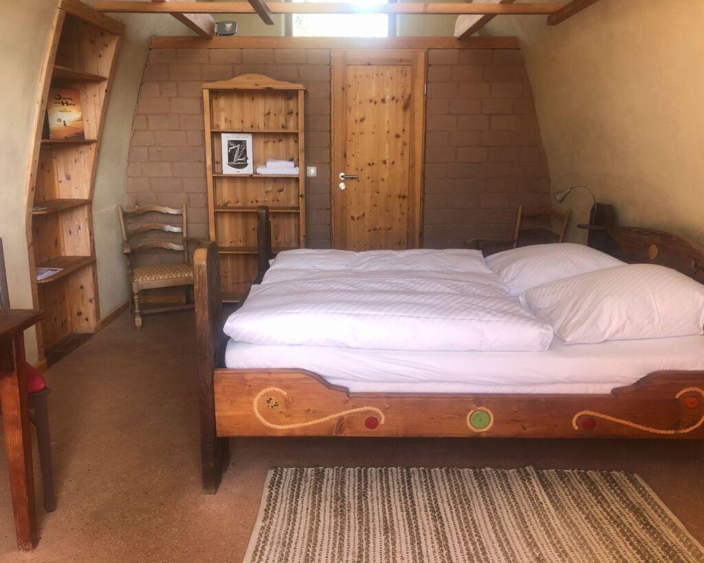 Gästehaus am Wangeliner Garten, Ferienzimmer 1