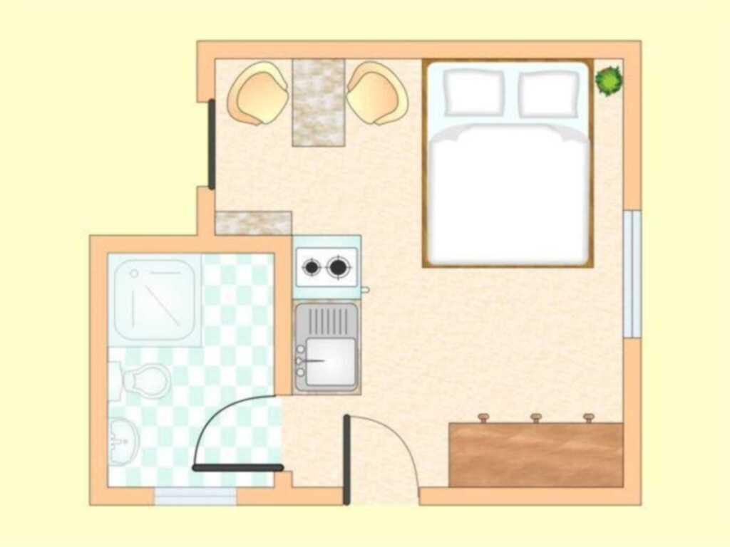 gem�tliches Ferienzimmer 'Manu', Ferienzimmer