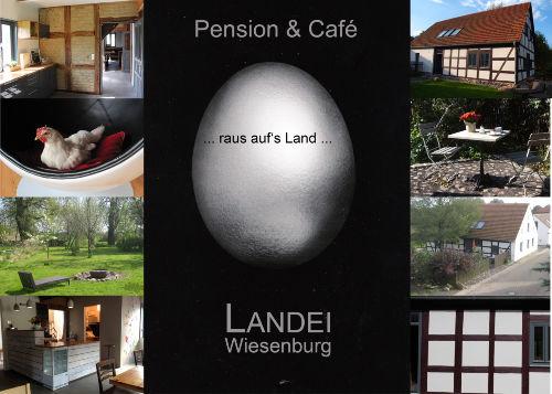 """""""raus auf's Land"""" - Landei.wiesenburg"""