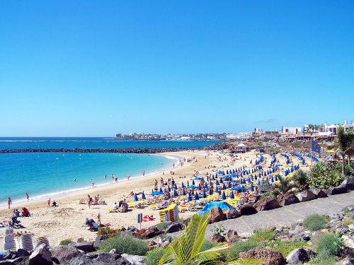 Umgebung von Ferienwohnungen Frank - Los Calamaris 32b
