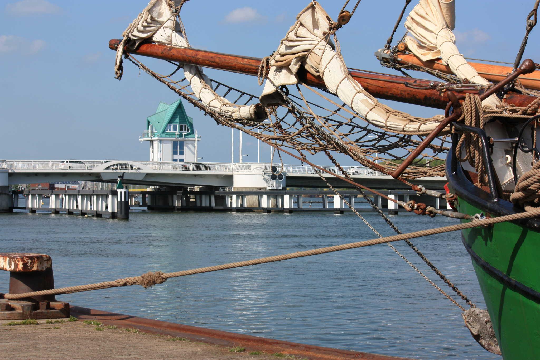 Hafenpromenade Kappeln