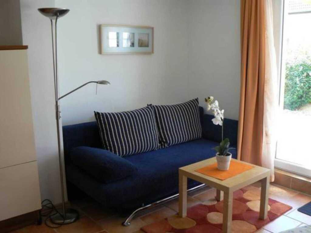 Villa Meeresrauschen, Wohnung 'Sandkorn' EG Seiten