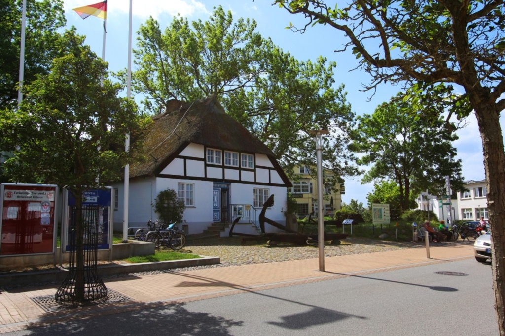 F-1080 Villa Seefisch im Ostseebad Göhren, A 04: 5