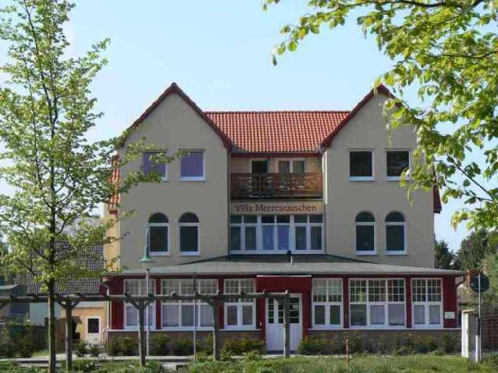 Villa Meeresrauschen, Wohnung 'Strandkorb' EG Seit