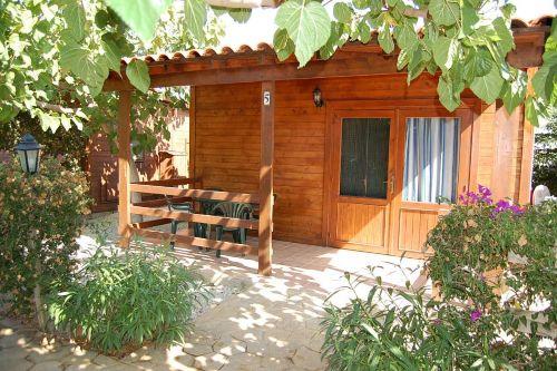 Strandbungalow 5 mit 2 Schlafzimmern