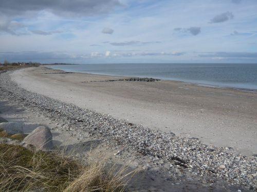 Strand in Hasselberg ca. 7 km