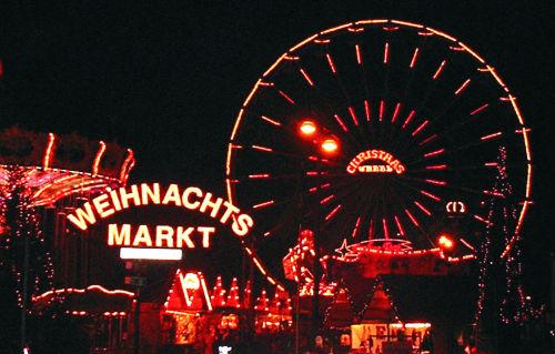 gr��ter Weihnachtsmarkt Norddeutschland