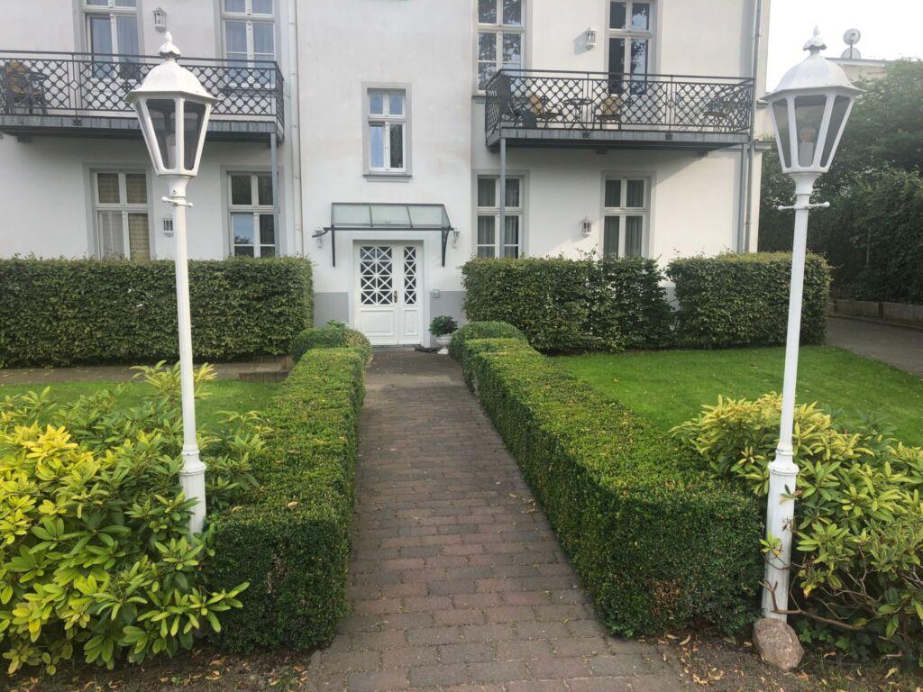 Villa Baroni, Wohnung 03