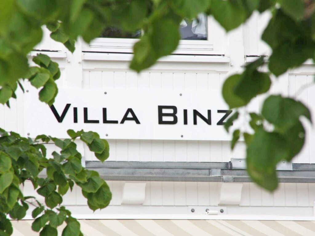 Villa Binz F620 WG 03 im 2. OG 'Frühling und Frisc