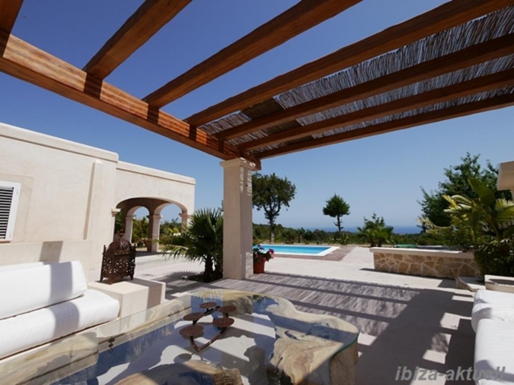 Ferienhaus in Es Cubells 236