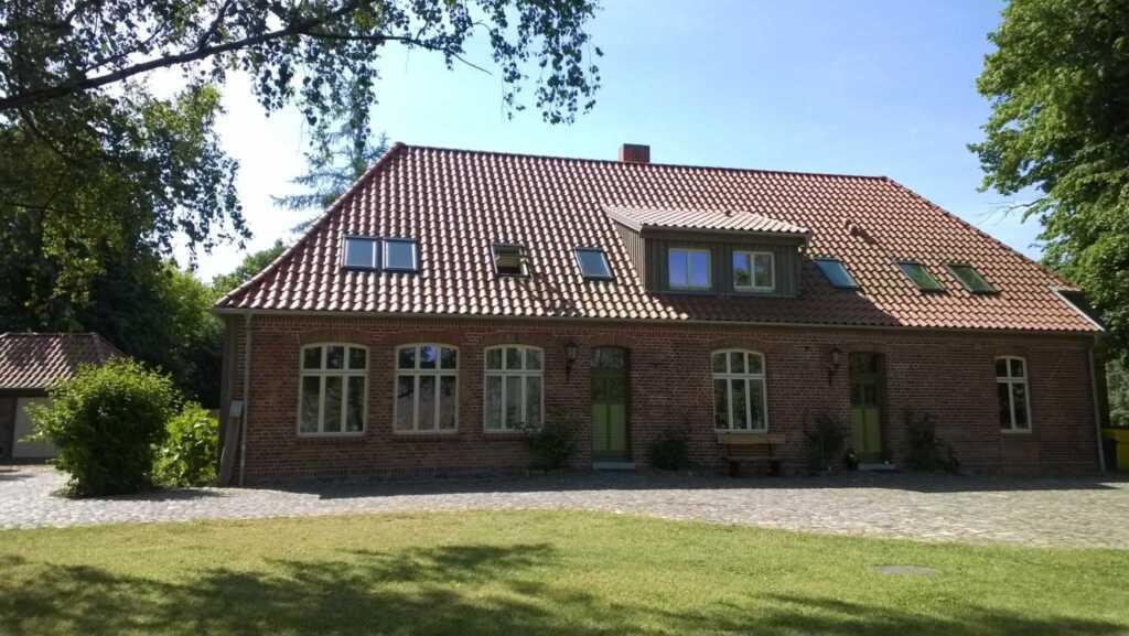 Landhaus Alte Schule nahe Ostseebad Rerik, 1) Feri