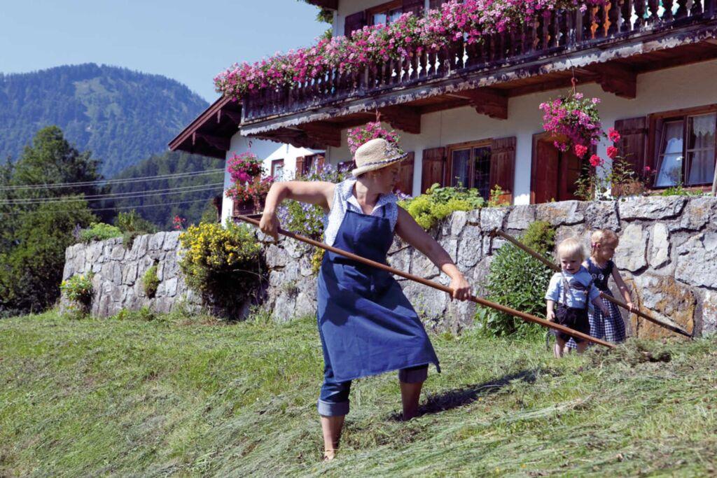 Böcklhof, Kreuth-Brunnbichl, Ferienwohnung 'Blaube
