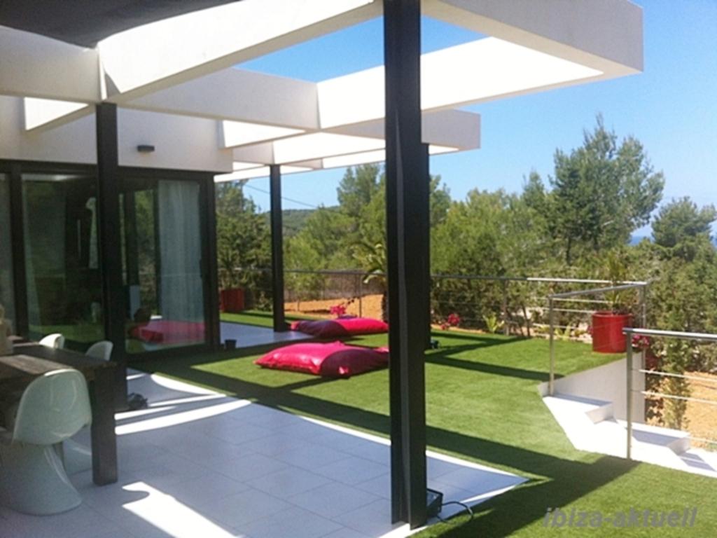 Moderne Villa mit Blick auf das westliche Meer 203