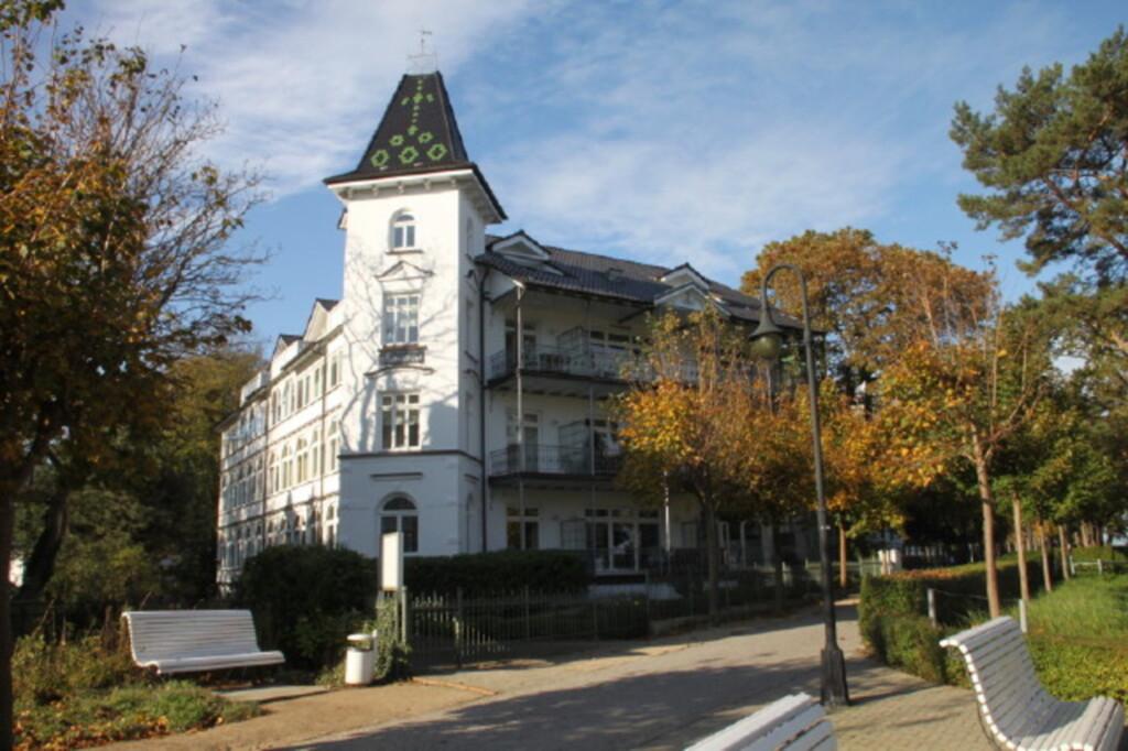 Villa Stranddistel Whg. 1, Stranddistel Wohnung 1