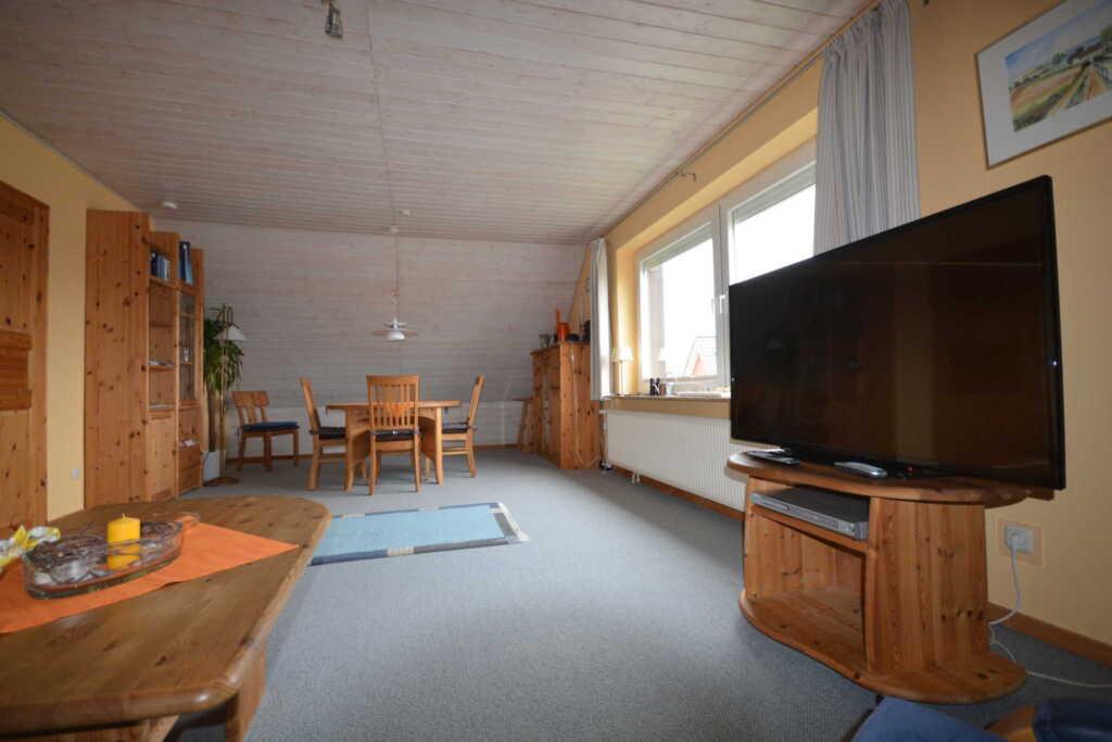 Haus Nordlys, Ferienwohnung - Dachgeschoss