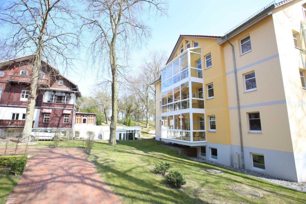Ostseepark Waterfront Karavelle Wohnung 3.5