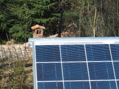 Wir produzieren selber sauberen Strom!