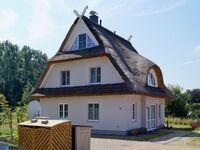 Reet-Kapitänshaus, Reethaus Kapitänshaus in Glowe auf Rügen - kleines Detailbild