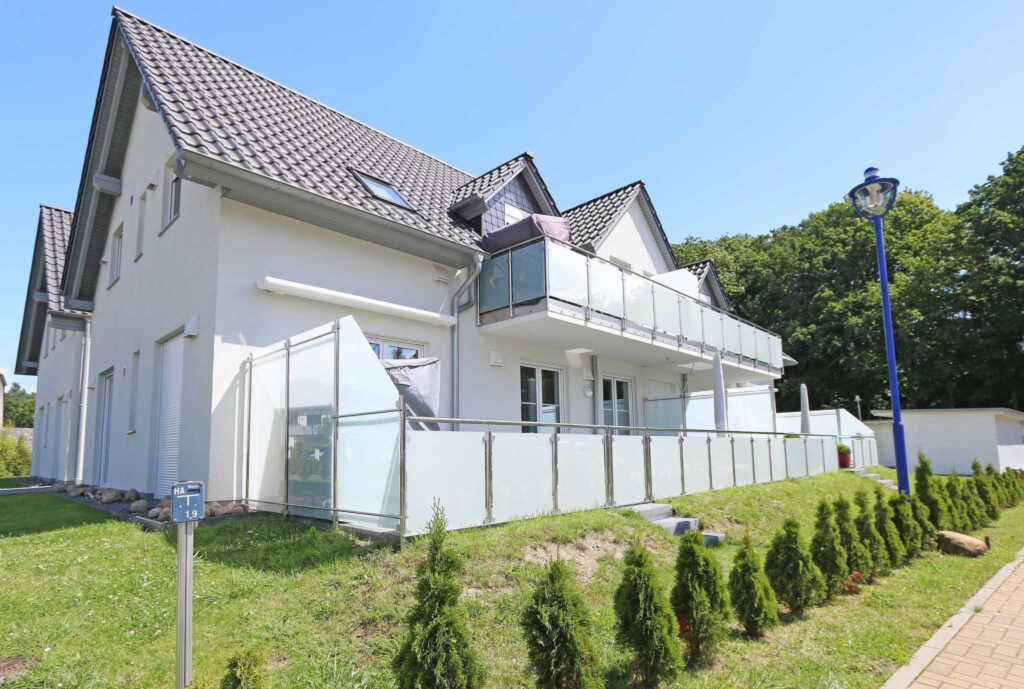 A.01 Haus Sonne Whg. 01 Sandperle mit Terrasse, Ha