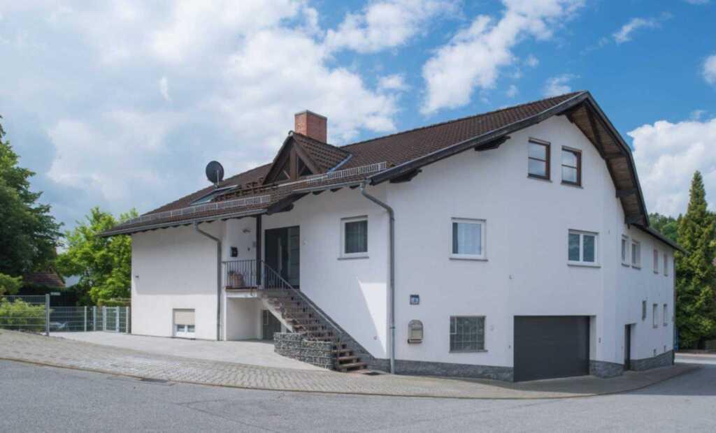 BI-Ferienwohnungen Mildenberger, 1-Zimmer-Appartem