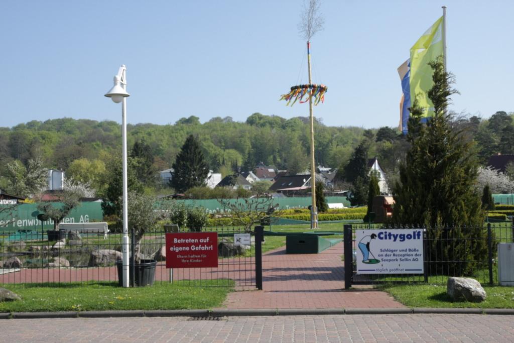 Ferienwohnung in Sellin - Seepark Baabe 402, Seepa