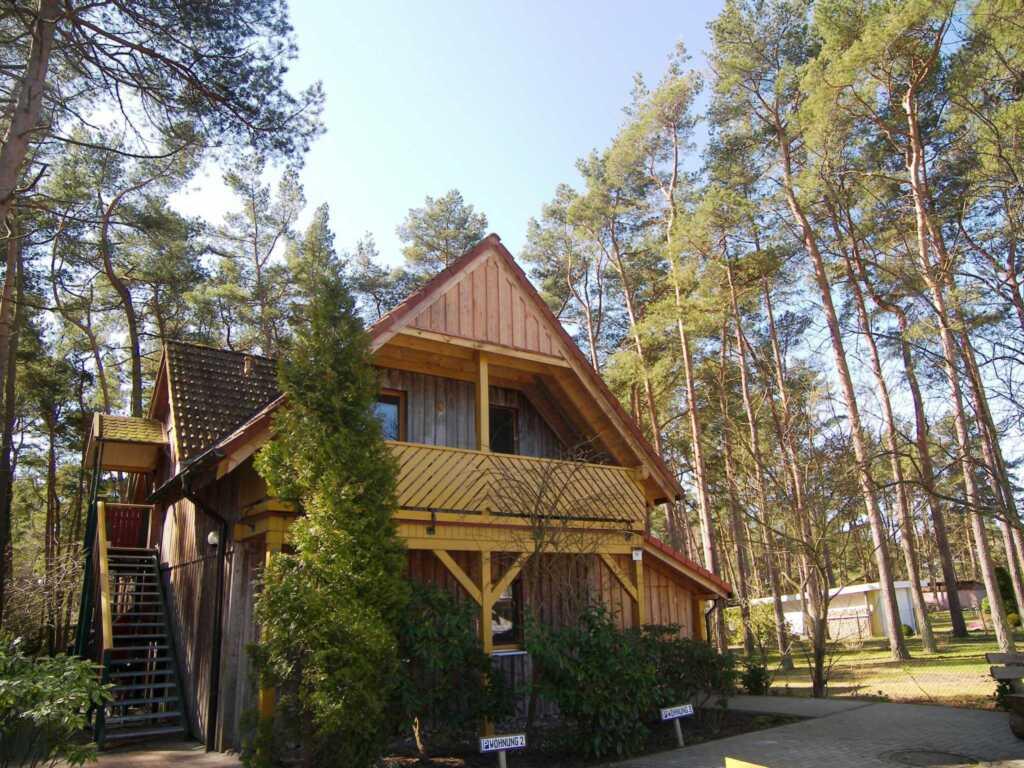 Ferienhaus Knopf mit 3 Ferienwohnungen, Wohnung 01